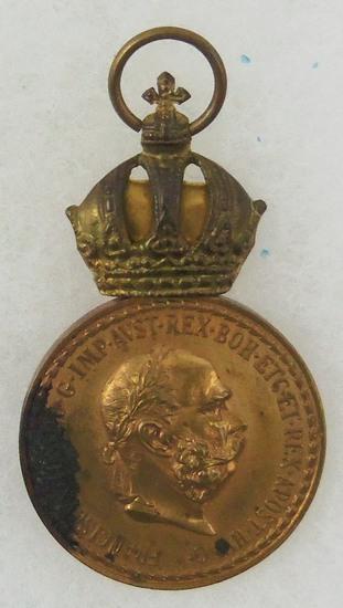 Austria-Hungary Military Merit Medal
