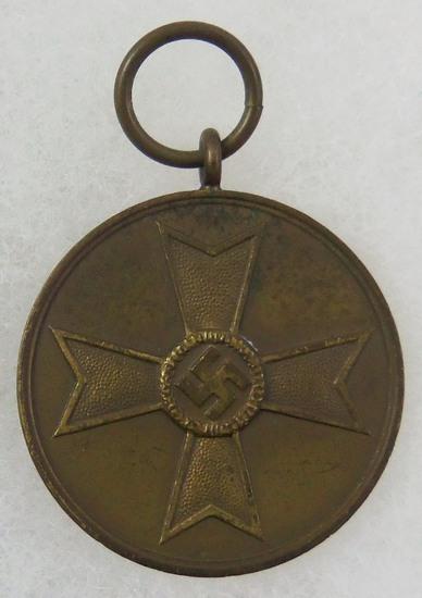 WW2 German War Merit Medal