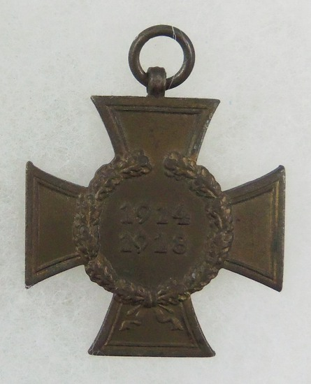 WW1 German Honour Cross 1914-1918