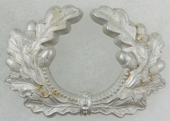 WW2 German Visor Cap Wreath