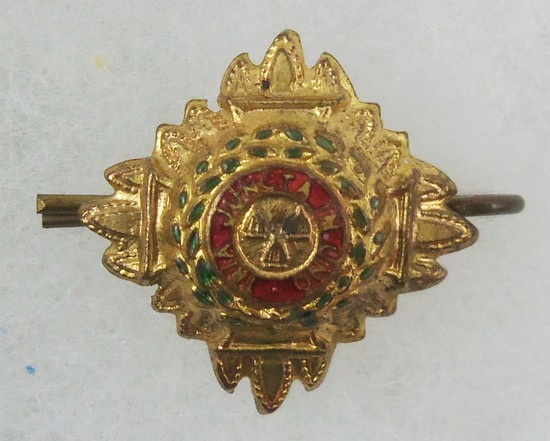 WW2 Officer's Order of Bath Badge Pip