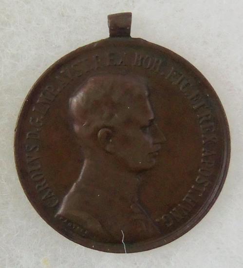 WW1 Austria Hungary Bravery Medal 3rd Class