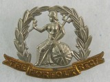 The Norfolk Regiment Cap Badge