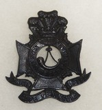 P.W.O.R (Prince of Wales Own Royals) Cape Peninsula Rifles - South Africa Dress Badge