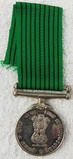 India 9 Years Long Service Medal