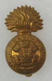 WW1 British Royal Welsh Fusiliers Economy Cap Badge