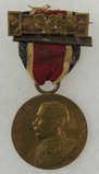 1912-1913 LCC The King's Medal - Named