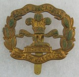 1916 South Lancashire Regiment Cap Badge