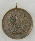 15 Year Prussian Jubilee Medal - Named