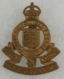 Royal Army Ordnance Corps Cap Badge