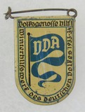 WWII German DDA Tinnie Badge