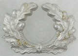 WW2 German Visor Cap Wreath