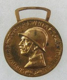 WW1 1915 Italian Unification Medal