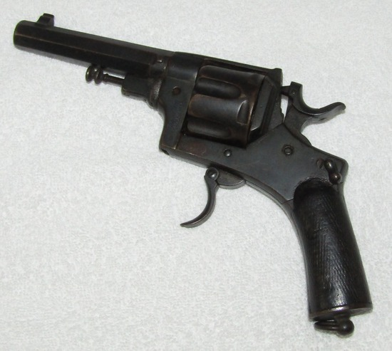 "Late 1800's Italian Military ""Brescia"" Octagon Barrel Pistol As Issued To Enlisted Soldiers"