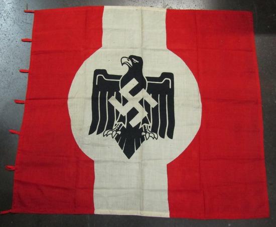 Scarce German NSRL (Physical Exercise League) Flag