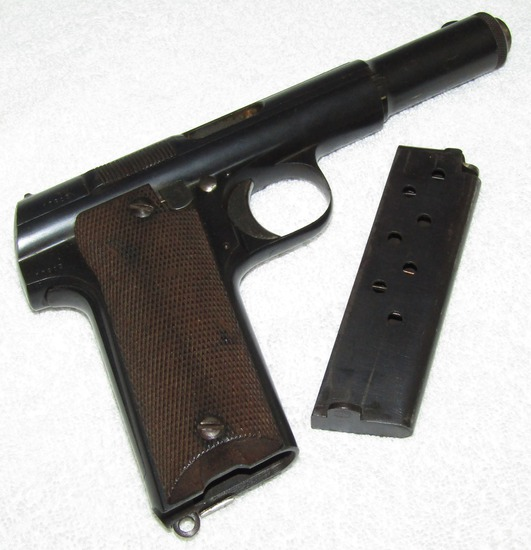 Scarce 2nd Run WW2 Period Astra Model 600/43 9mm Pistol