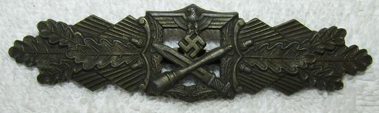 Close Combat Clasp In Bronze-PEEKHAUS/A.G. M.u.K.