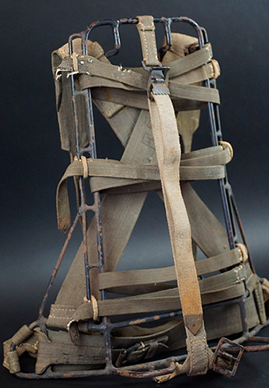 Rare Wehrmacht 'Traggestell' (Heavy-duty Carry Frame);