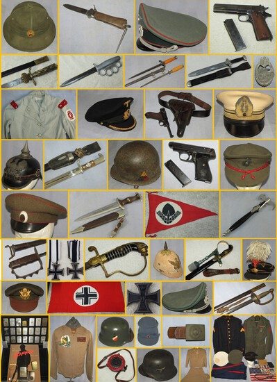 MILITARY COLLECTIBLES AUCTION  SEPT. 29 2020 4:30