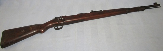 8mm Mauser K98 Rifle-byf 42 Maker/Dated Code-Matching Numbers