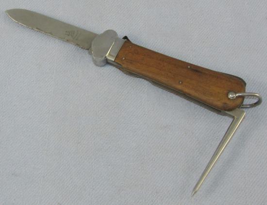 1st Model Fallschirmjager Gravity Knife By SMF