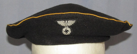 """Rare  """"NSFK Baskenmuetze"""" (Beret) For Lower/Other Ranks"""