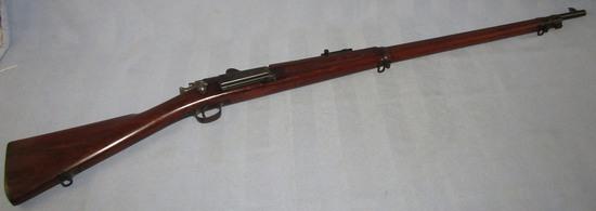 "Model 1898 U.S. Springfield Armory ""Krag"" Rifle .30-.40"