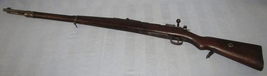 Czech VZ98/22 8 MM Bolt Action Rifle