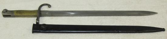 M1891 Argentine Mauser Bayonet-Matching Numbers-Weyersberg