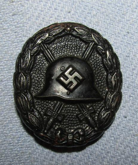 Legion Condor Black Wound Badge-Vet estate