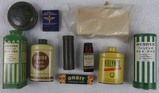 10 Pieces-WW2 U.S. Soldier Personal Items