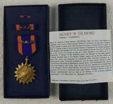 WW2/Korean War Army Air Force/USAF Vet Named Air Medal-1967 Issue