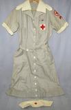 WW2 U.S. American Red Cross Nurse Volunteer