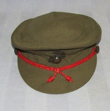 WWII Period USMC Women's  Field Cap For Enlisted By KNOX