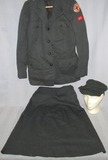 Extremely Rare WW2 American Red Cross Women's