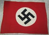 NSDAP Banner-Single Sided