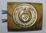 SA Enlisted Soldier 2 Piece Belt Buckle