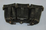 K98 Ammo Pouch- RB Numbered