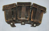 K98 Ammo Pouch-Named-1939 Dated