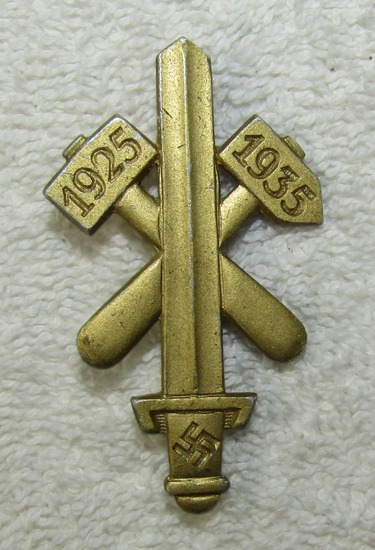 Early Third Reich Gau-Essen Honor Badge