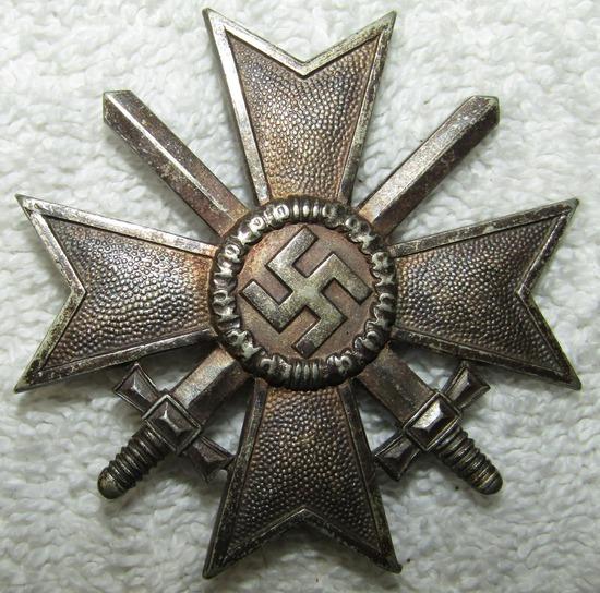 War Merit Cross 1st Class-Deschler & Sohn