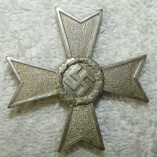 1st Class War Merit Cross Without Swords-Scarce Maker