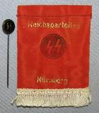 2pcs-Small Silk SS/Nurnberg