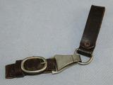 SA Dagger Hanger With Leather Belt Loop