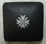 1st Class War Merit Cross Issue Case-Klein & Quenzer Marked