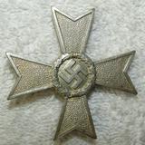 1st Class War Merit Cross Without Swords-Scarce Maker