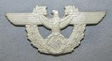 WW2 Nazi Police Cartouche Eagle Device-Maker