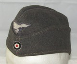 Luftwaffe Overseas Cap For Enlisted