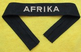 Rare Luftwaffe Issue Afrika Campaign Cuff Title For EM/NCO