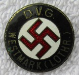 DVG WESTMARK (LOTHR.) Enameled Pin-By RZM M9/312